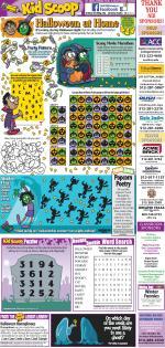 Kid Scoop Newspaper Page